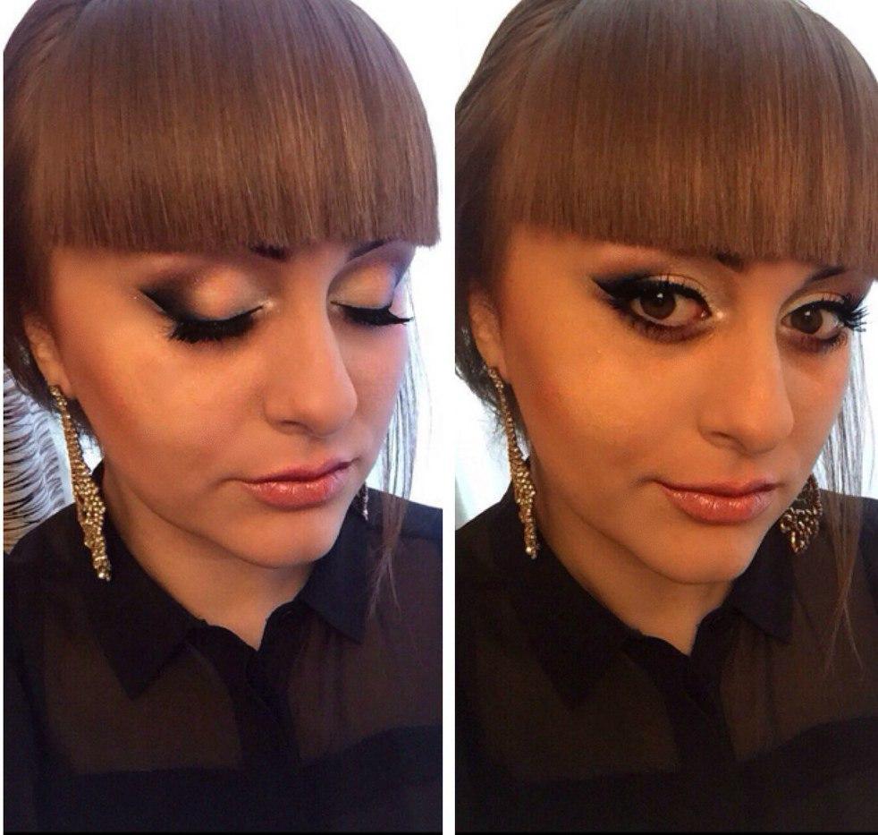 Запишитесь к нам в салон на трендовые макияжи от Натальи Лебедевой