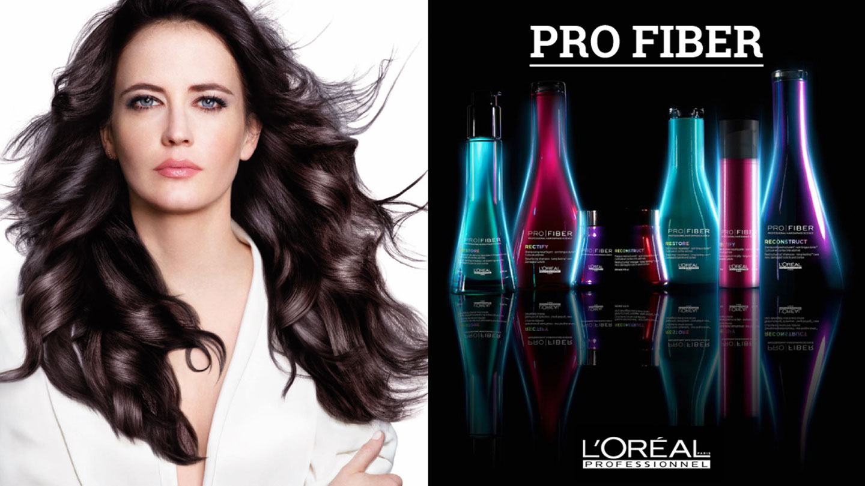Продолжительное восстановление для поврежденных волос ProFiberL'OréalProfessionnel